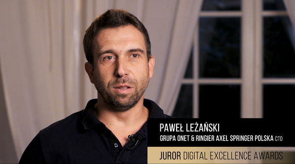 Pawel Lezanski (CTO Ringier Axel Springer Media AG) o